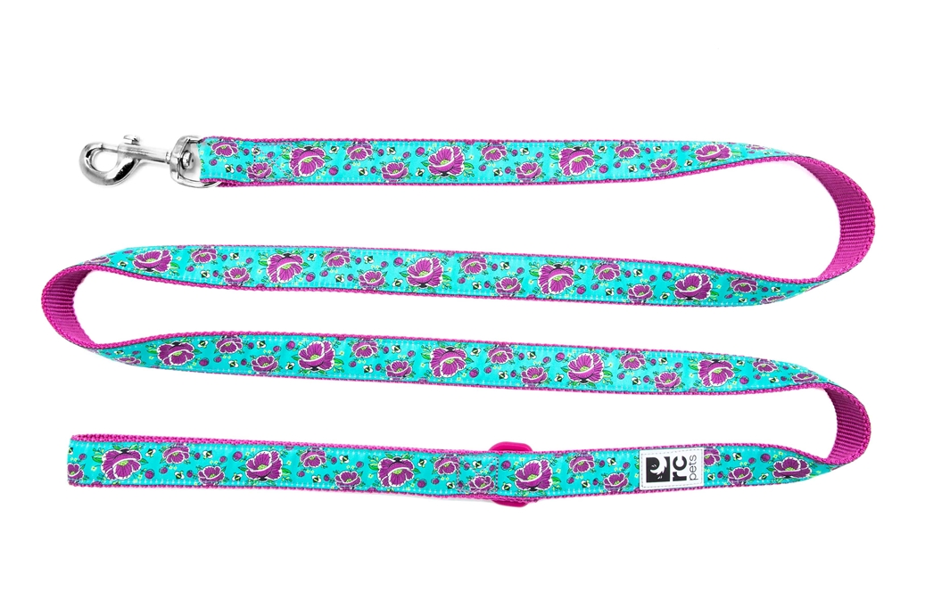 RC Pet Products Dog Leash, Tropical Paisley Image