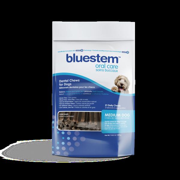 Bluestem Dental Chews Dog Treats, Medium