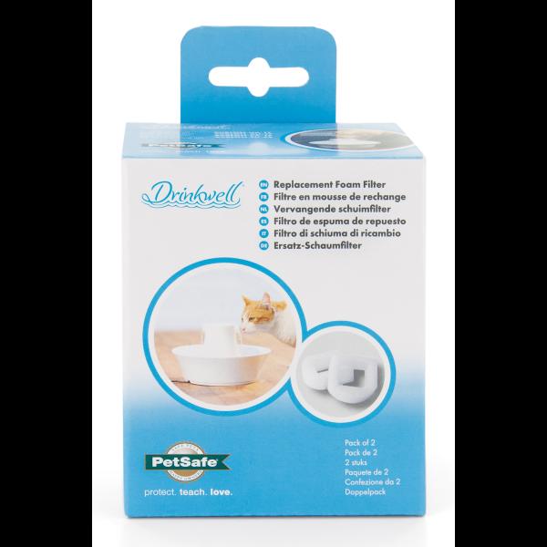 Drinkwell Foam Pre-Filter, 2-pk