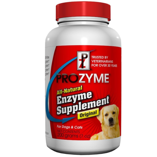 Prozyme Enzyme Cat & Dog Suppliment Image