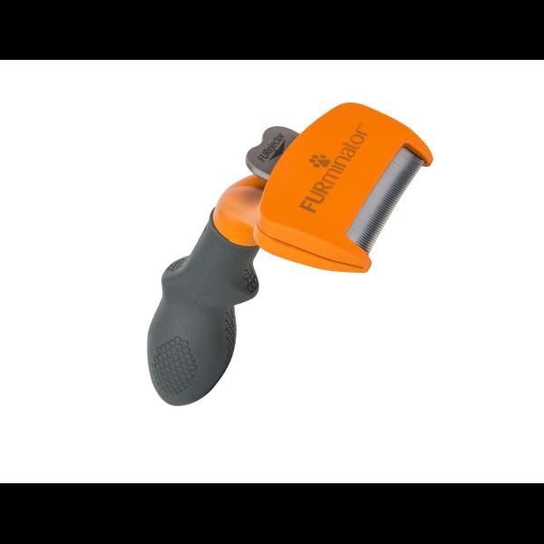 FURminator Short Hair deShedding Tool for Medium Dogs