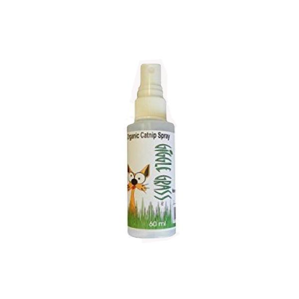 Giggle Grass Catnip Cat Spray, 60-mL (Size: 60-mL) Image