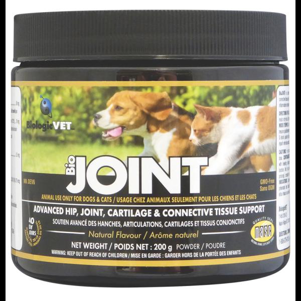 BiologicVet BioJOINT Pet Supplement, 200-gm