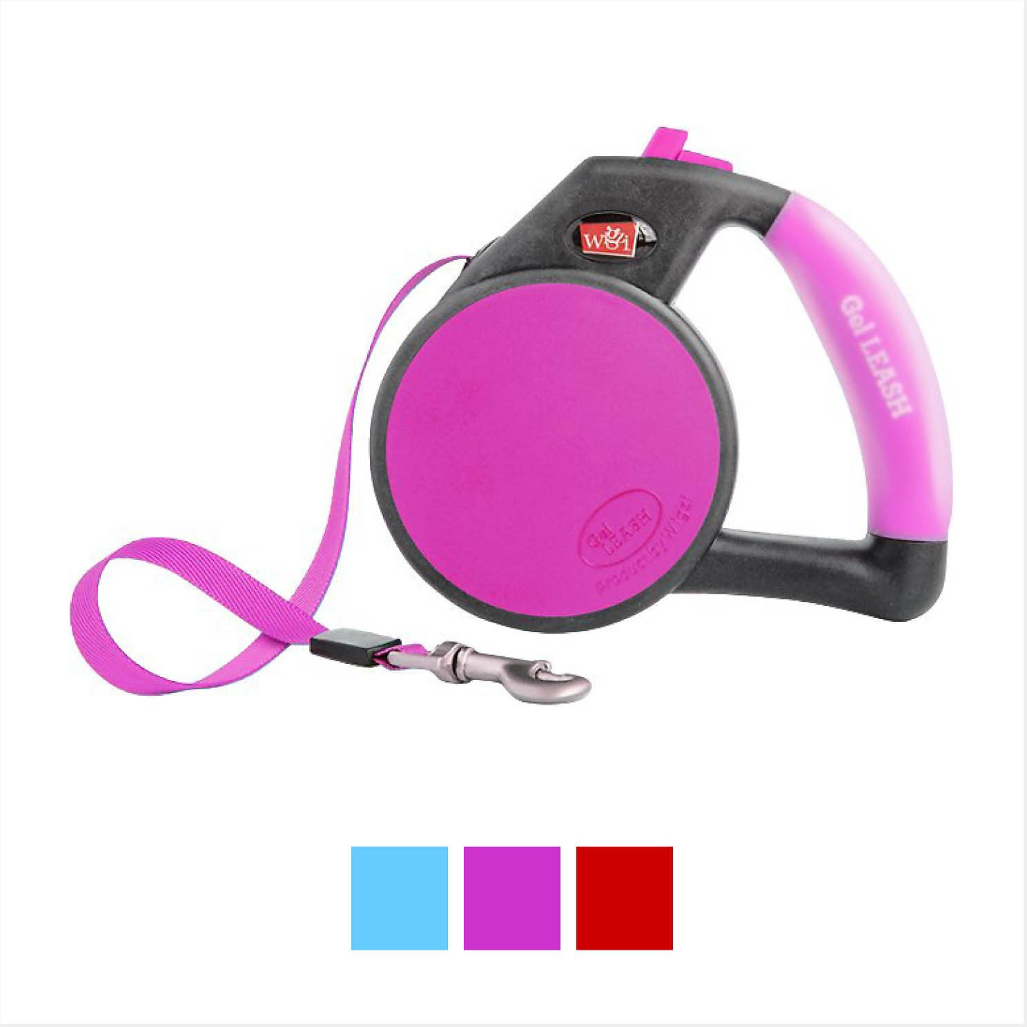 Wigzi Retractable Gel Leash Image