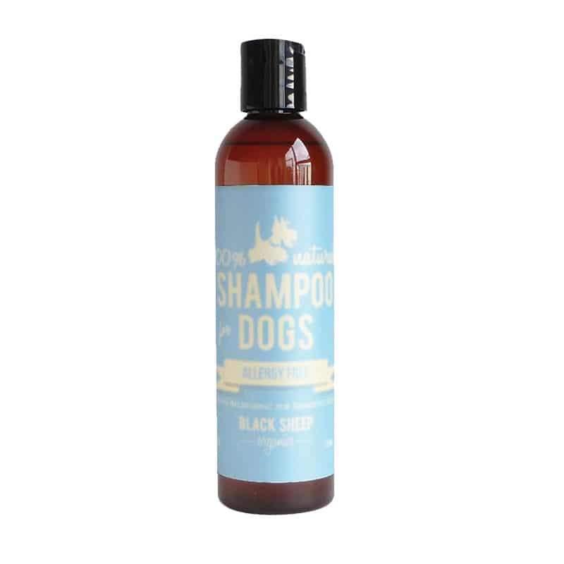 Black Sheep Organics Allergy Free Dog Shampoo, 8-oz