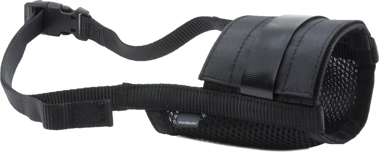 PetSafe Dog Muzzle, Black, X-Large