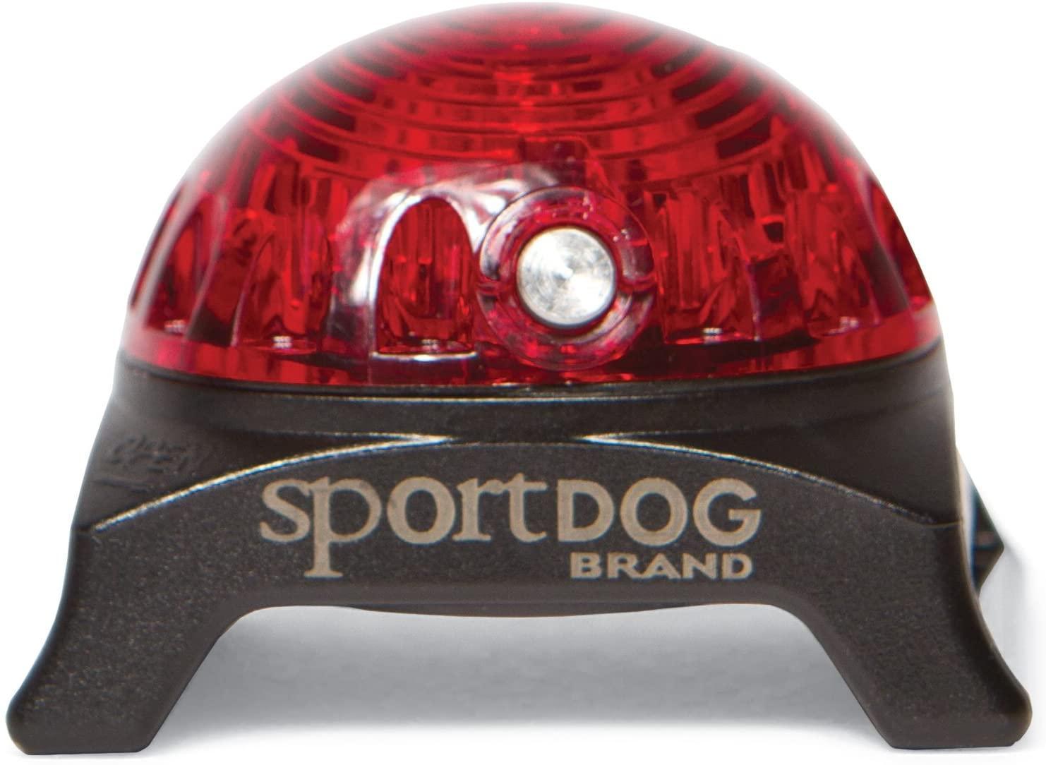 SportDOG Locator Beacon Dog Collar Light, Red