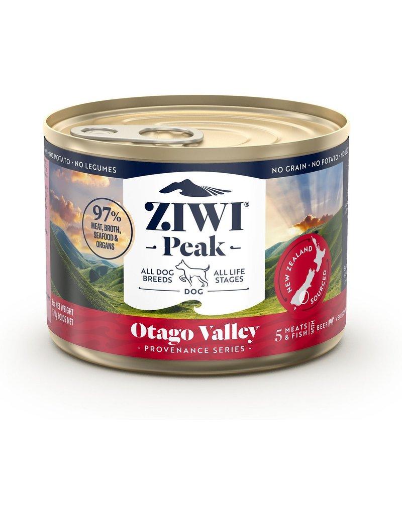 Ziwi Peak Canned Otago Valley Recipe Dog Food, 6-oz