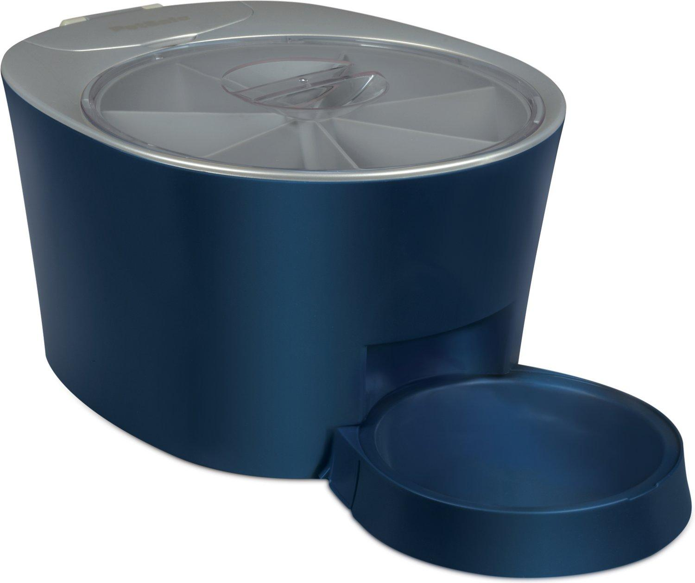 PetSafe Six Meal Automatic Pet Feeder, Blue