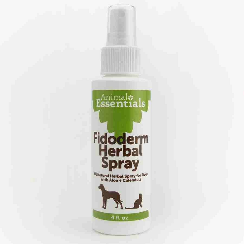 Animal Essentials Fidoderm Herbal Spray, 4-oz