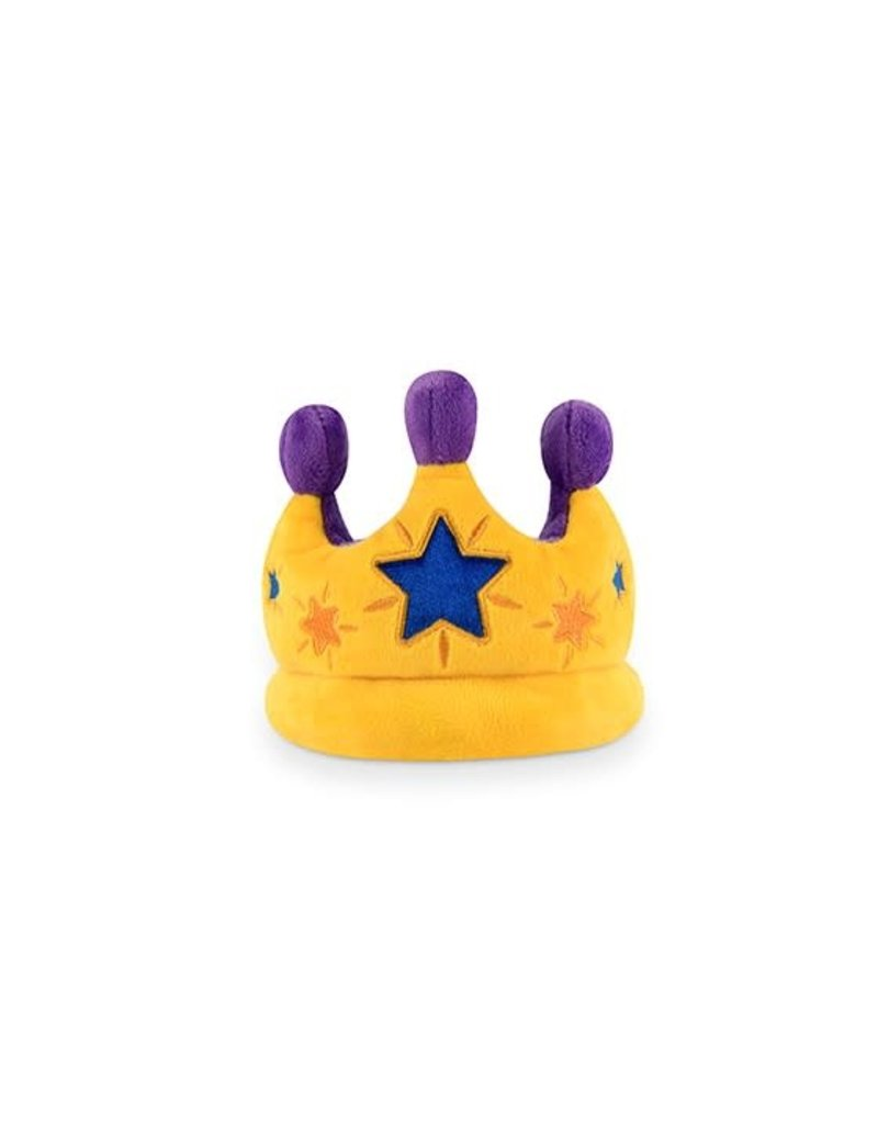 P.L.A.Y. Party Time Canine Crown Dog Toy