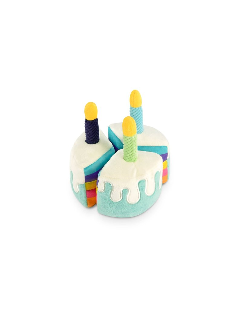 P.L.A.Y. Party Time Bone Appetite Cake Dog Toy