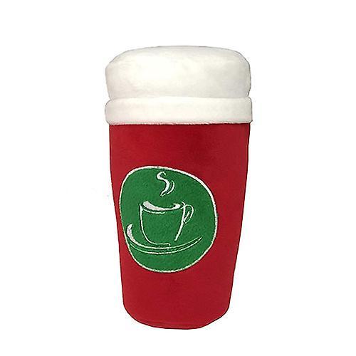 PetLou Coffee Dog Toy
