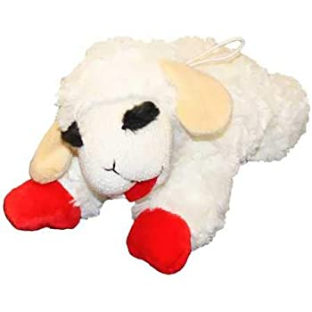 Multipet Flop Lamb Chop, 20-in