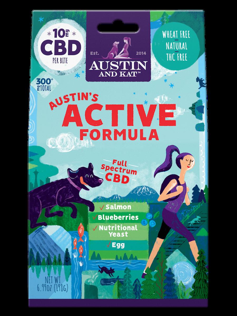 Austin & Kat Active Formula, 10-mg, 6.6-oz