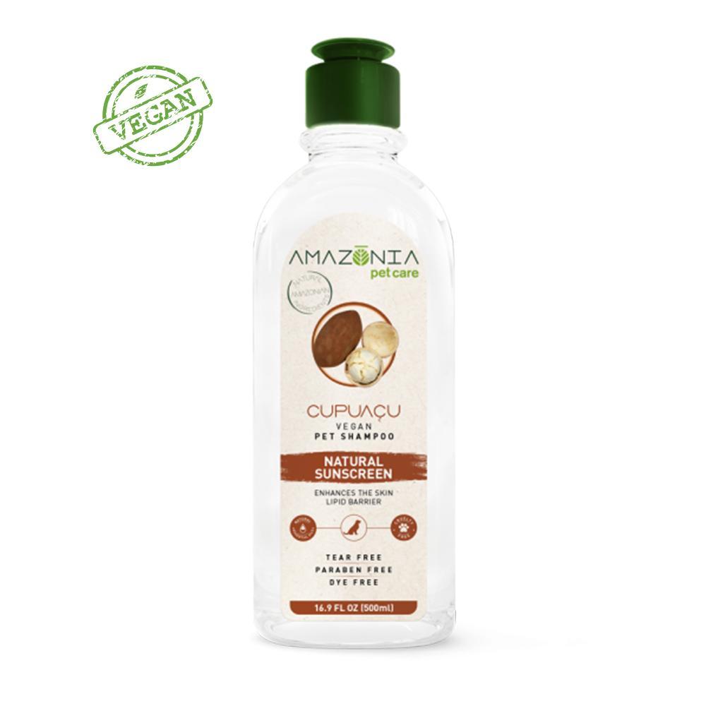 Amazonia Cupuacu Pet Shampoo, 16.9-oz