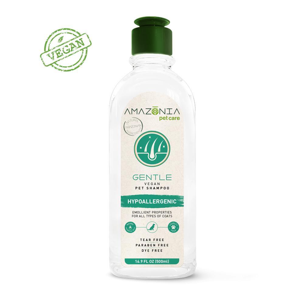 Amazonia Gentle Pet Shampoo, 16.9-oz