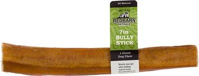 "Redbarn Bully Stick 7"" Dog Treat, 1 count"