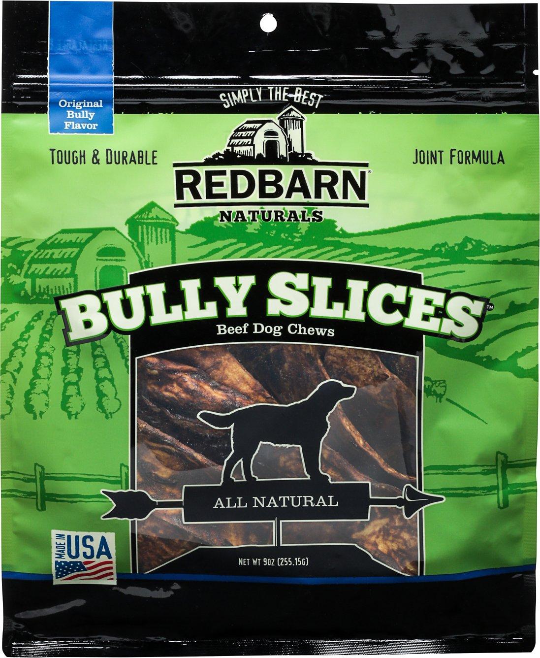 Redbarn Naturals Bully Slices Dog Treats Image