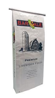 Bar ALE Rolled Barley Non-GMO Cattle Feed, 50-lb
