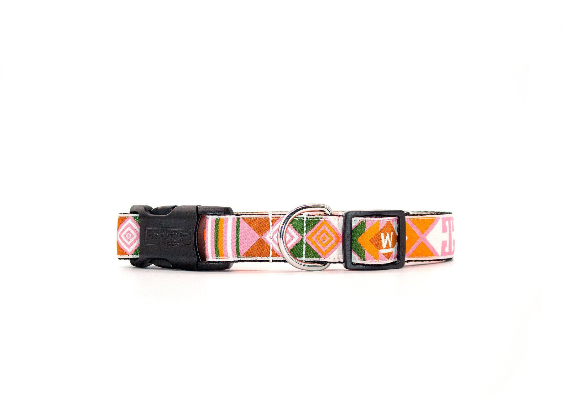 Woof Concept Dog Collar, Totem, Small
