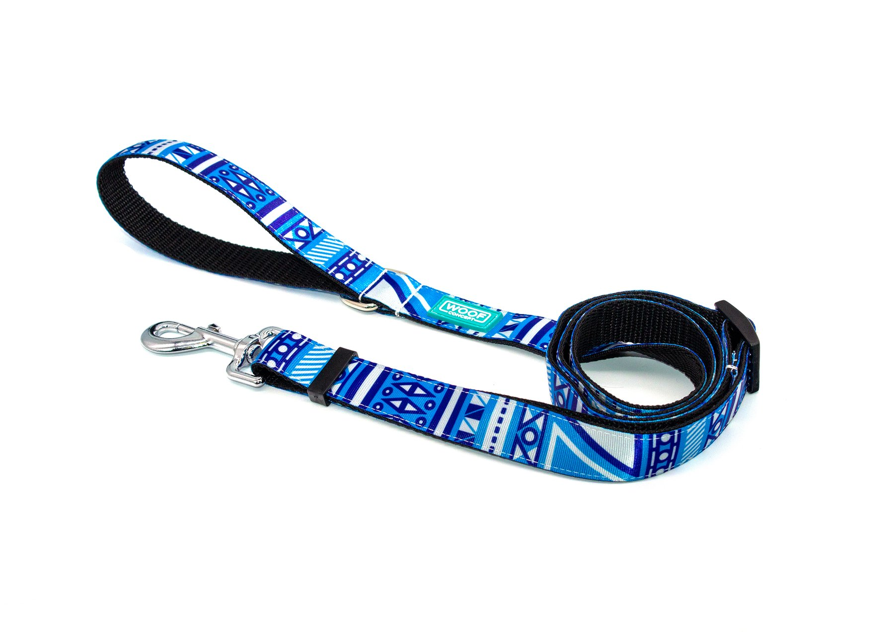 Woof Concept Leash, Aztec, Small