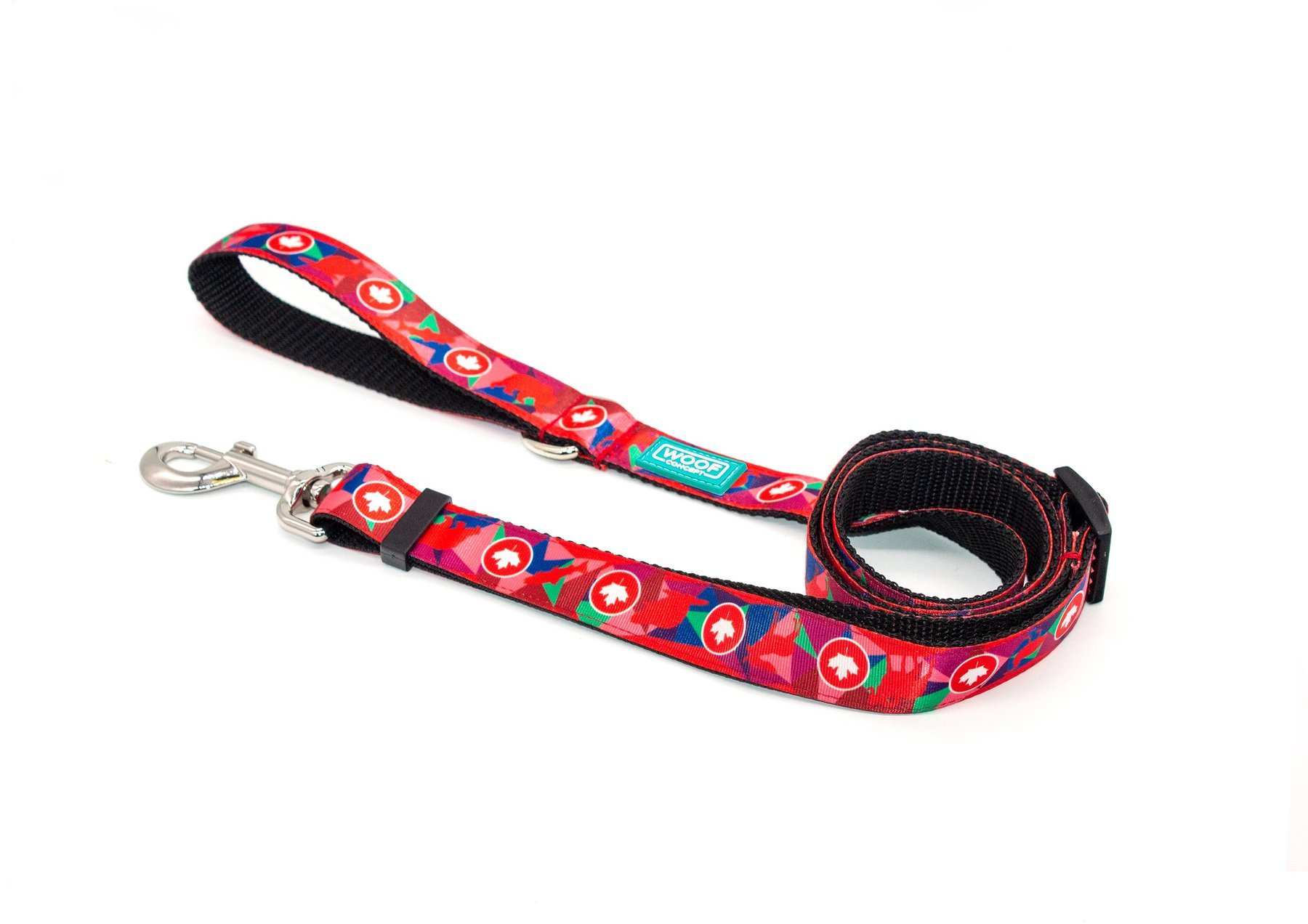 Woof Concept Leash, True North Image