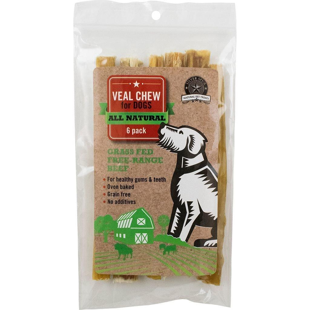 Silver Spur Veal Chews Dog Treats Image