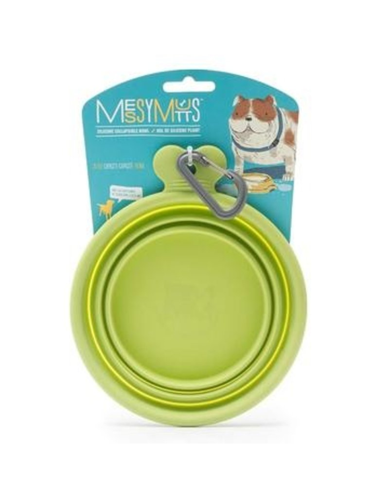 Messy Mutts Silicone Dog & Cat Can Cover