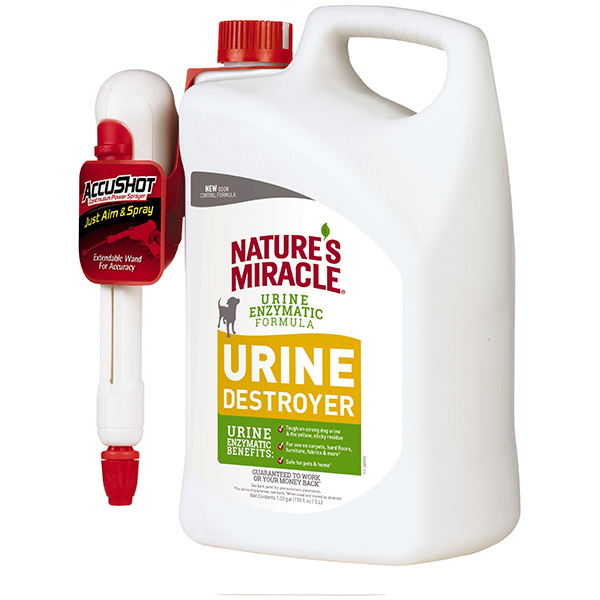 Nature's Miracle Dog Urine Destroyer AccuShot Image