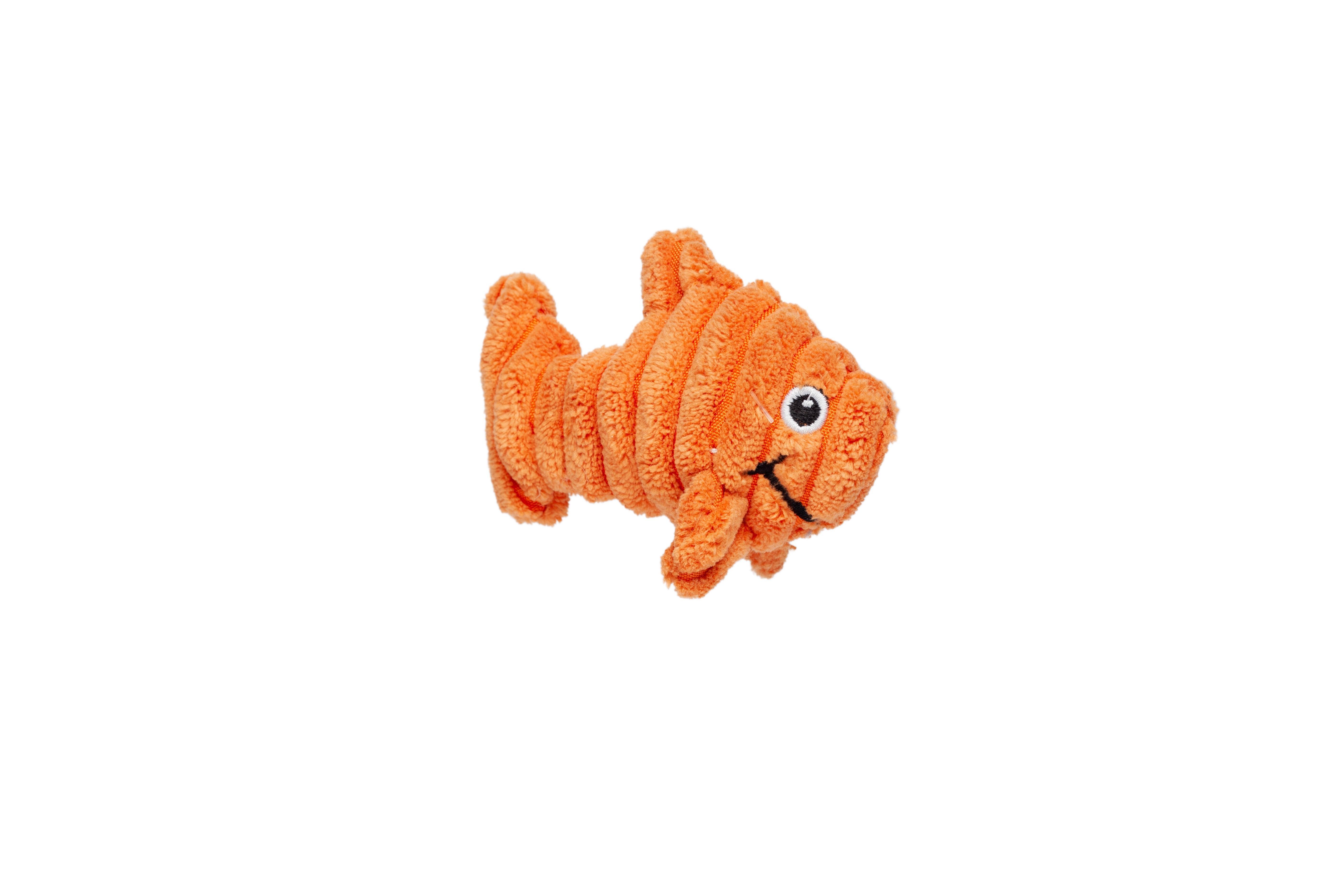 Bud'z Goldfish Cat Toy, 11.43-cm