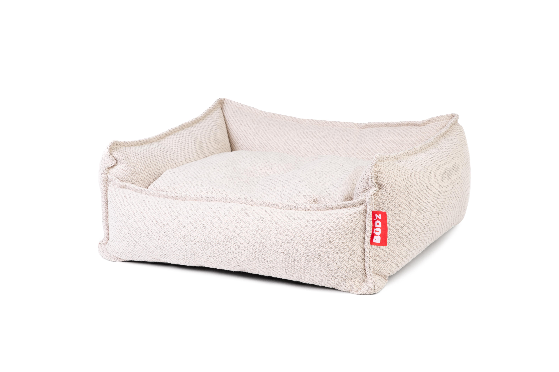 Bud'z Cuddler Anemone Dog Bed, Grey, 60 x 50 x 20-cm