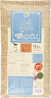 Wishbone Lake Grain-Free Dry Dog Food, 24-lb bag