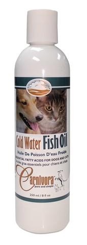 Carnivora Cold Water Fish Oil Cat & Dog Supplement, 250-mL