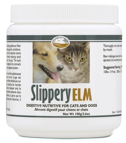 Carnivora Slippery Elm Cat & Dog Supplement, 250-mL