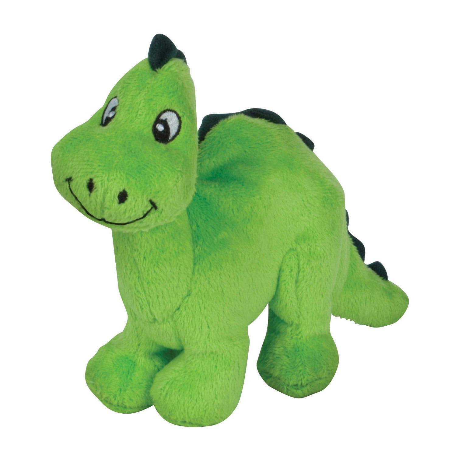 Smart Pet Love Tender-Tuffs Little Dino Dog Toy, Green