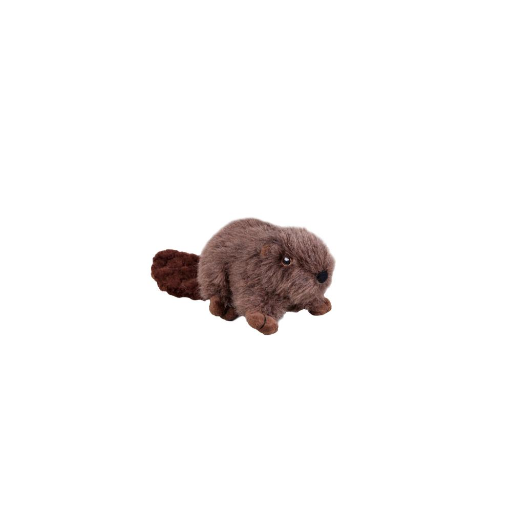 Smart Pet Love Tender-Tuffs Beaver Dog Toy, Small