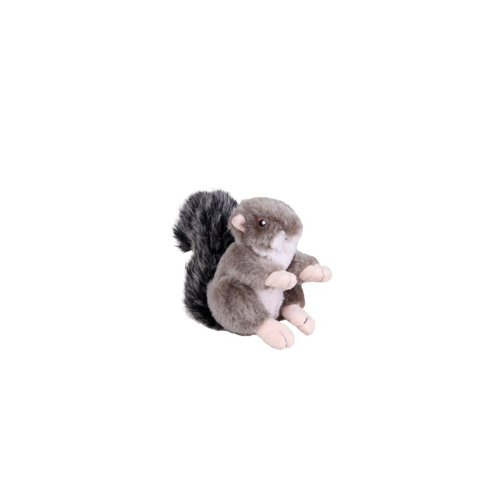 Smart Pet Love Tender-Tuffs Squirrel Dog Toy, Small