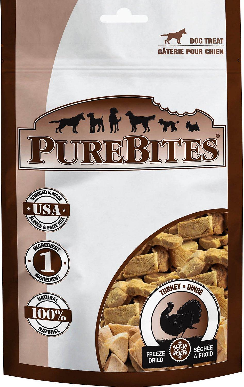 PureBites Turkey Breast Freeze-Dried Dog Treats Image