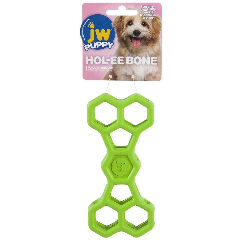 JW Pet Hol-ee Bone Dog Toy, Small