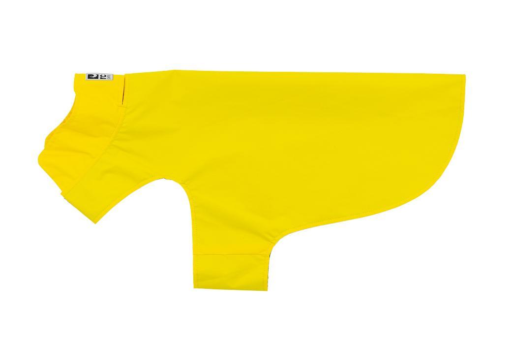 RC Pet Products Lemon Delta Rain Slicker, Large