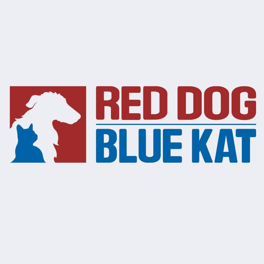 Red Dog Blue Kat Chicken Neck Dog Treats, 1-lb
