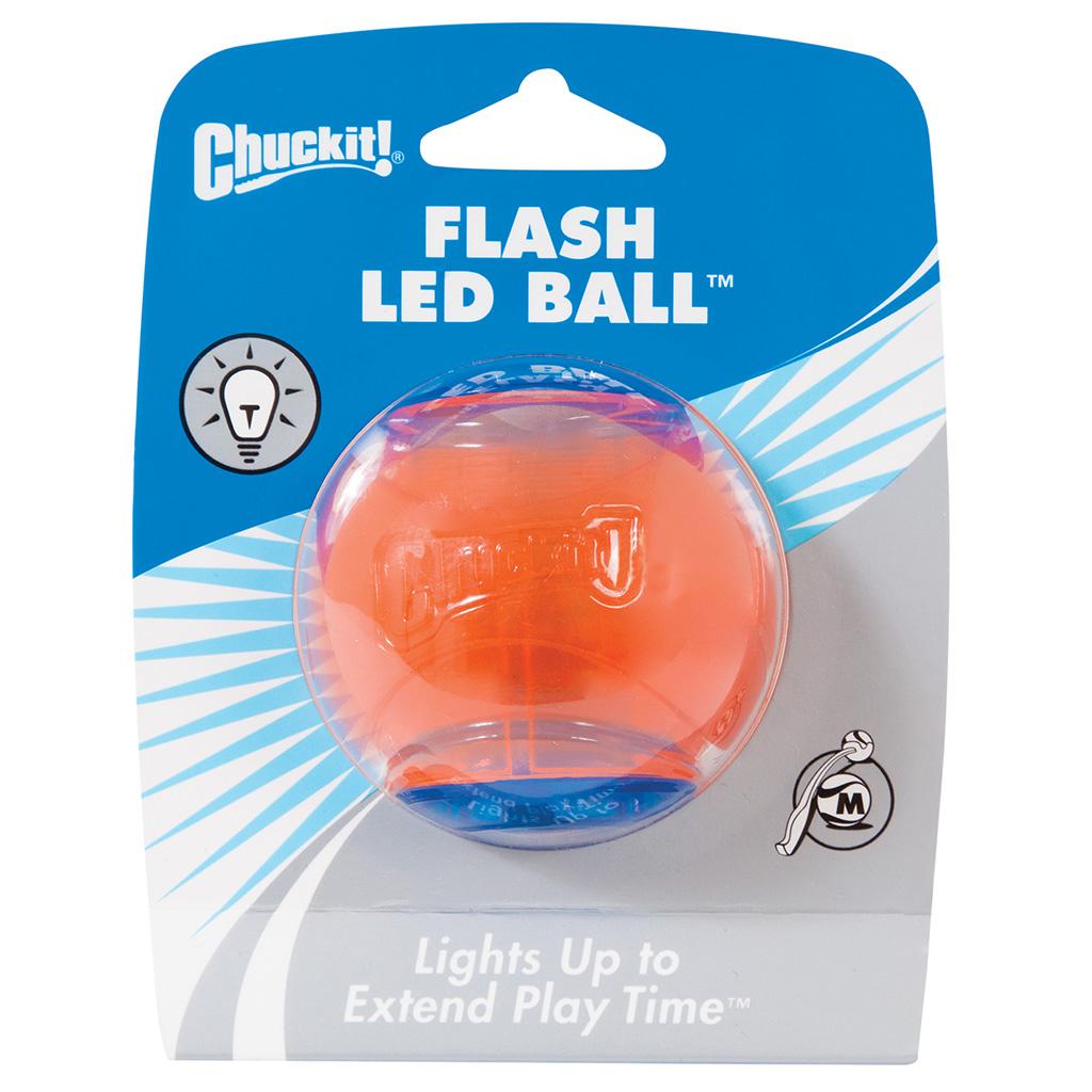 Chuckit! Flash Led Ball Dog Toy