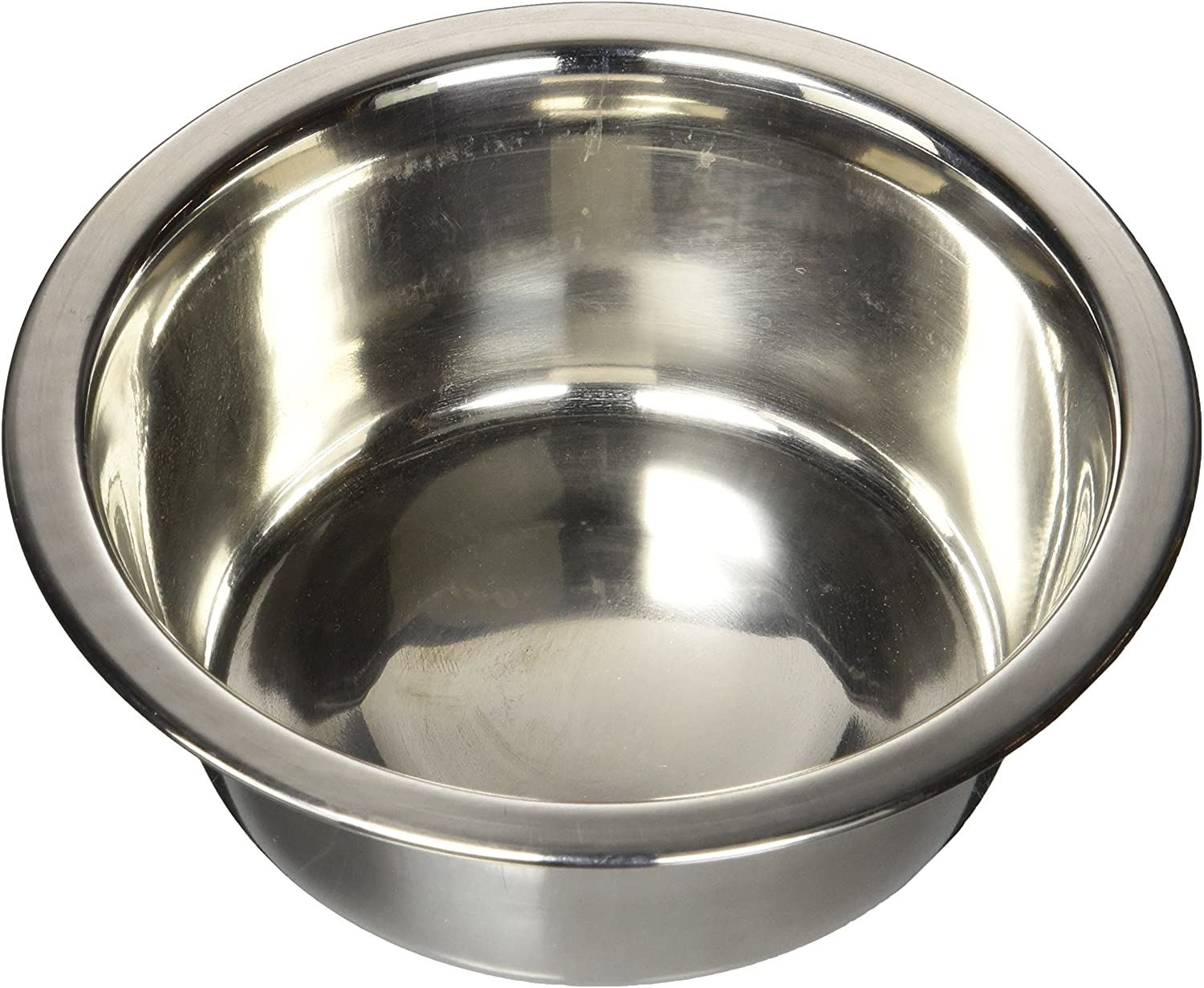 OurPets Eat! Stainless Steel Bowl, 96-oz