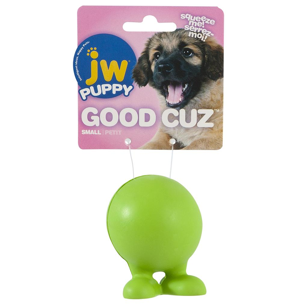 JW Pet Puppy Good Cuz Dog Toy