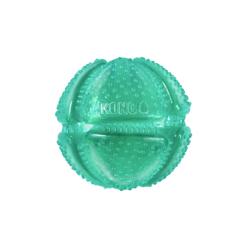 Kong Squeezz Dental Ball Dog Toy Image