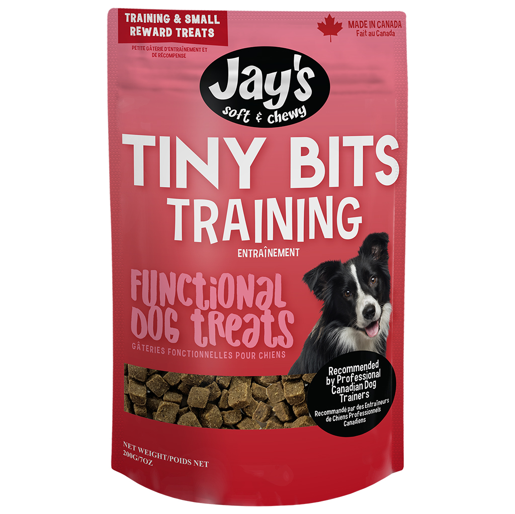 Jay's Tiny Bits Training Treats, 454-G