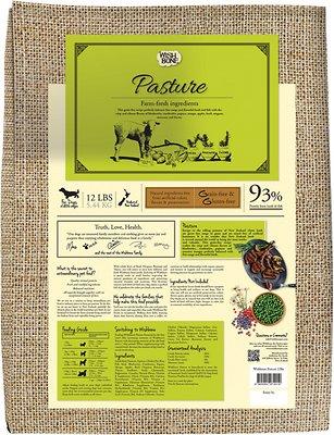 Wishbone Pasture Grain-Free Dry Dog Food, 12-lb bag