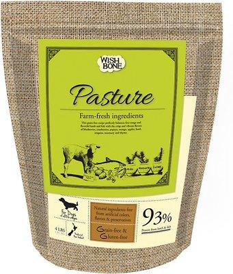 Wishbone Pasture Grain-Free Dry Dog Food, 4-lb bag