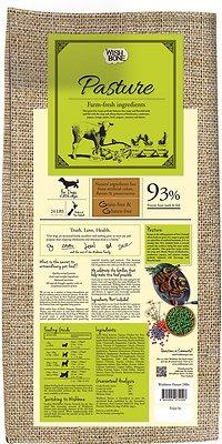 Wishbone Pasture Grain-Free Dry Dog Food, 24-lb bag